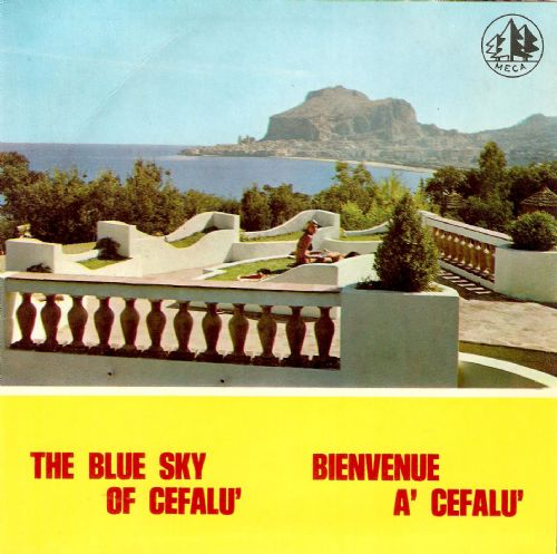 THE GREGORY SISTERS The Blue Sky Of Cefalu' Vinyl Record 7 Inch Italian Meca 1973